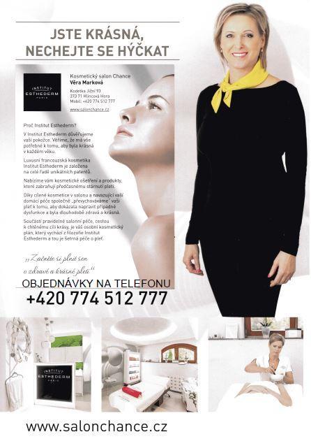 Kosmetický salon Chance