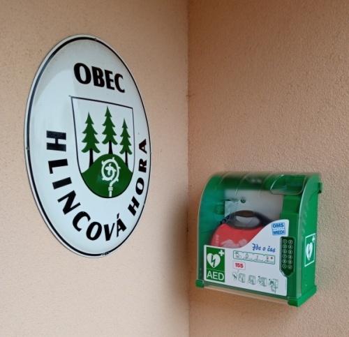 AED defibrilátor