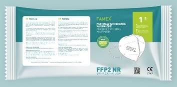 FFP2 respirátor